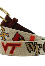 """Smathers and Branson  """"Collegiate"""" Belt - ACC"""