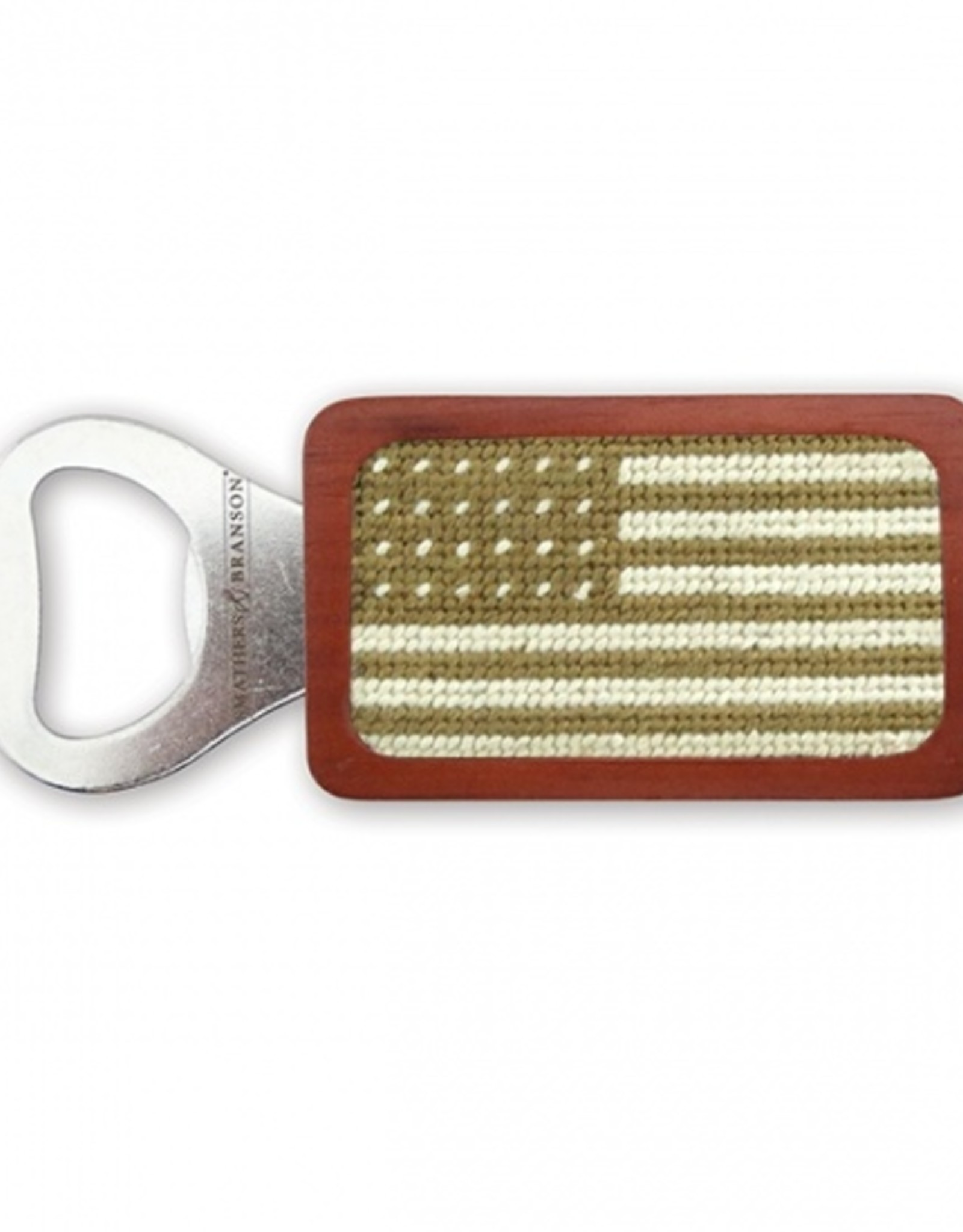 Smathers and Branson Armed Forces Flag Bottle Opener