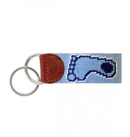 Smathers and Branson UNC Tarheel Key Fob