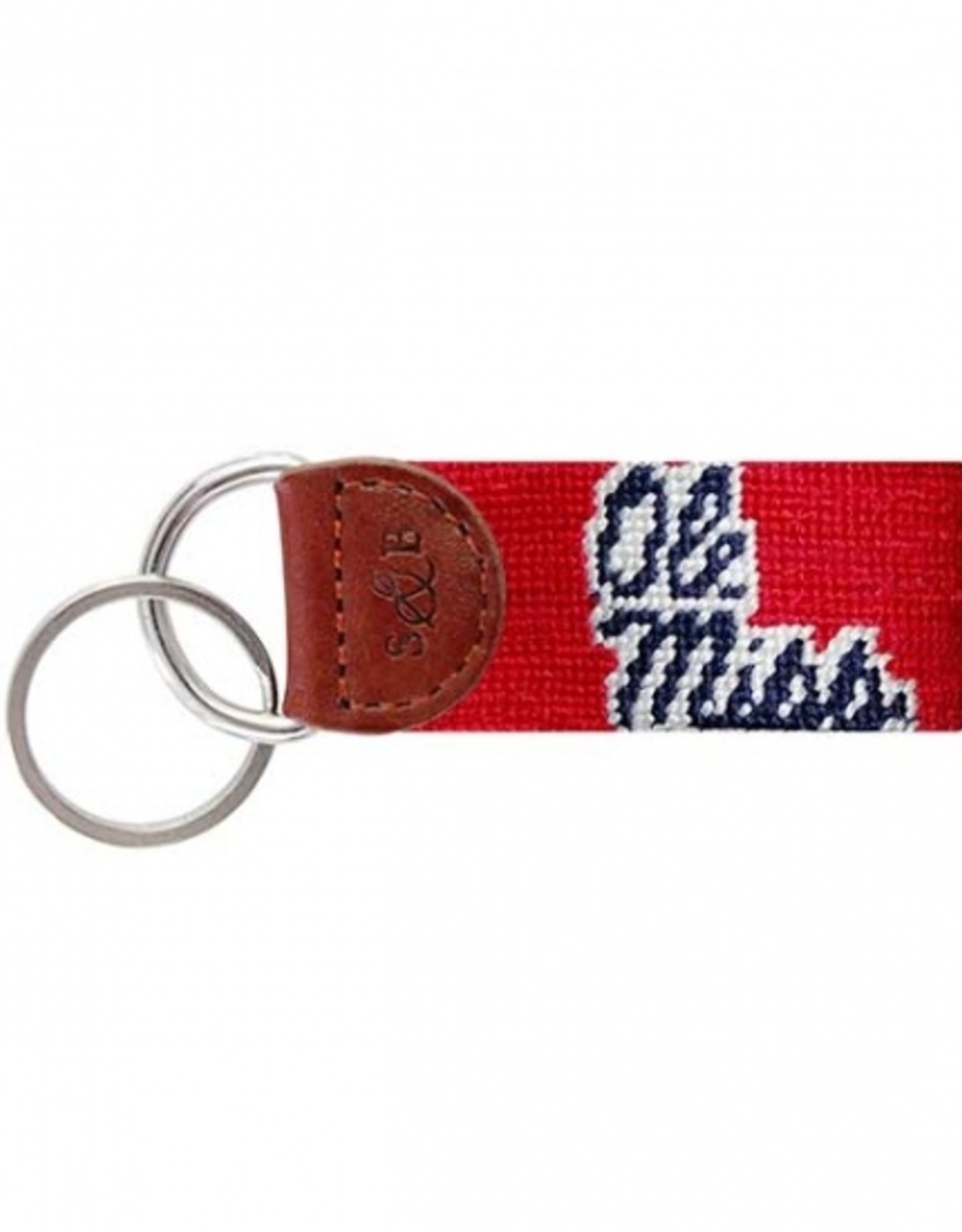Smathers and Branson Ole Miss Key Fob