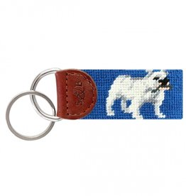 Smathers and Branson Bulldog Key Fob