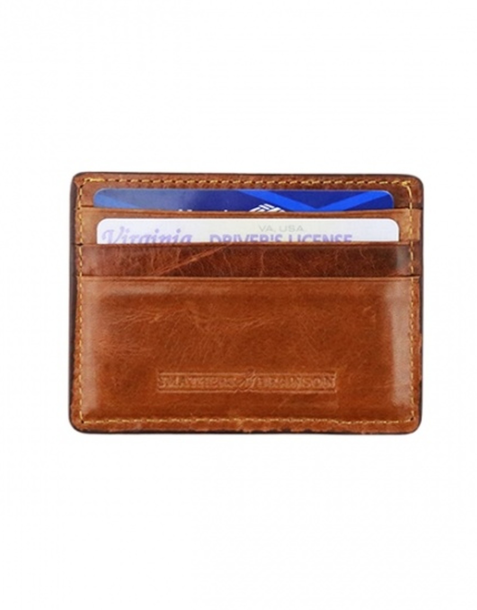 Smathers and Branson Armed Forces Flag Credit Card Wallet