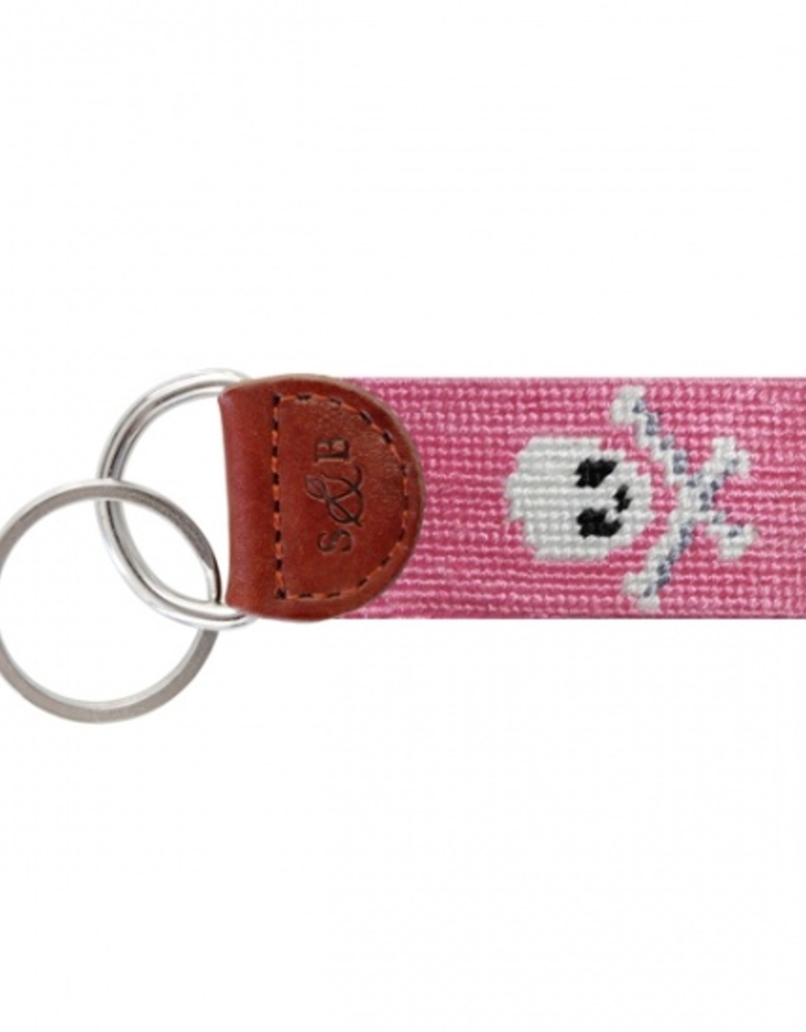 Smathers and Branson Jolly Roger Key Fob