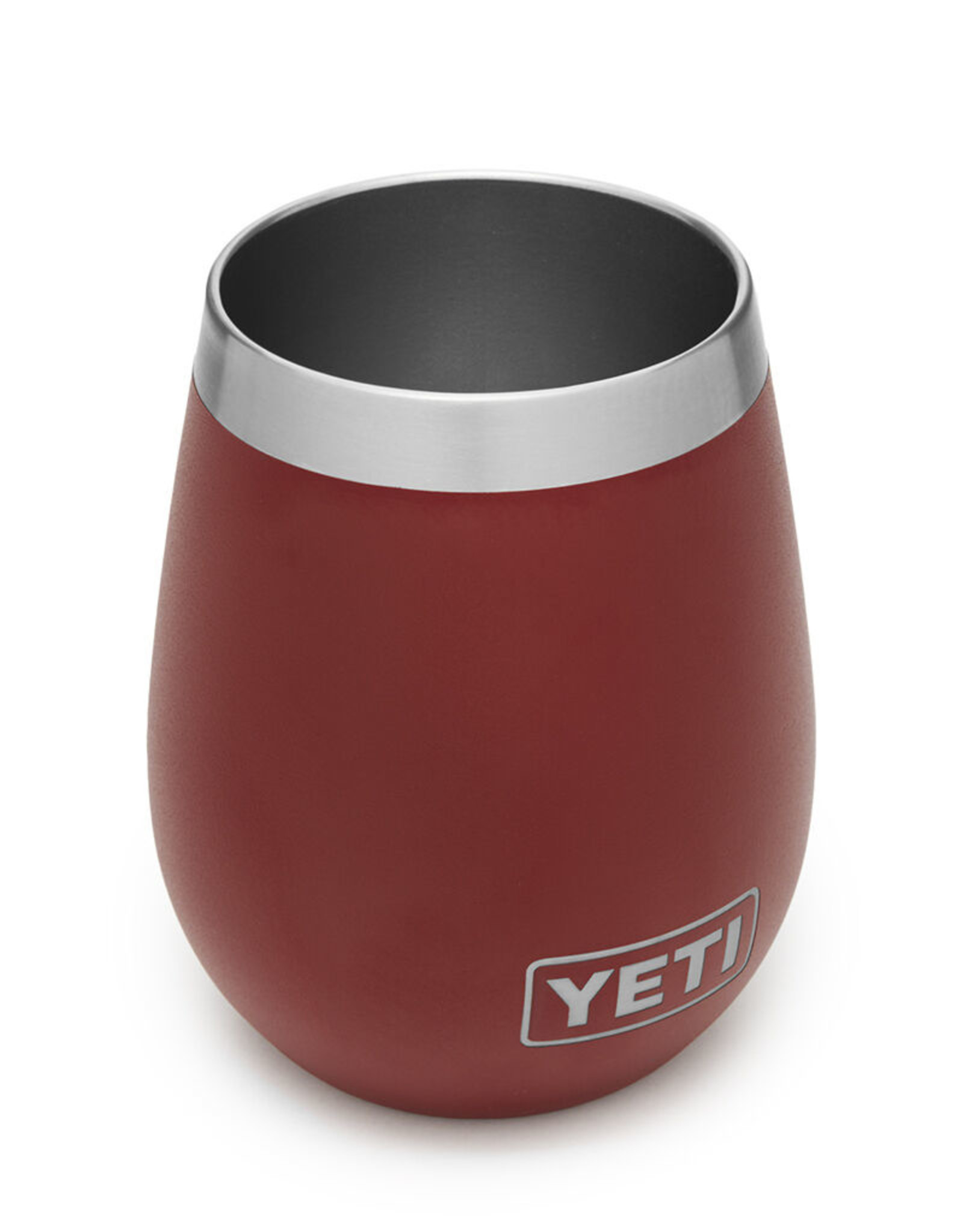 YETI Coolers Rambler 10oz Wine 2 Pack Brick Red