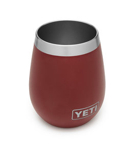 YETI Coolers 10oz Wine Rambler- 2 Pack Brick Red