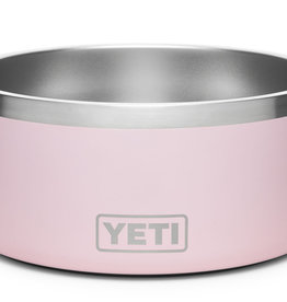 YETI Coolers Boomer 8 Dog Bowl- Ice Pink