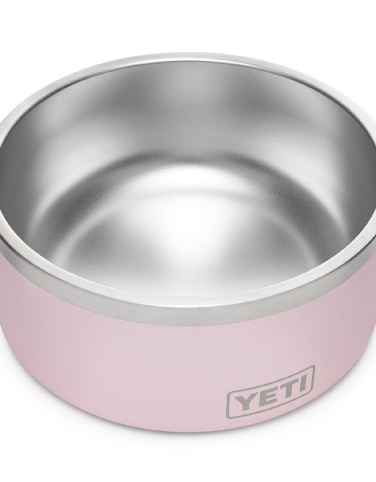 YETI Coolers Boomer Dog Bowl-Ice Pink