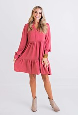 Karlie Karlie Ruffle Tier Dress