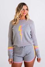 Karlie Lightning Sweater Set w/Mask