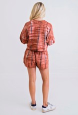 Karlie Tie Dye Knit Set