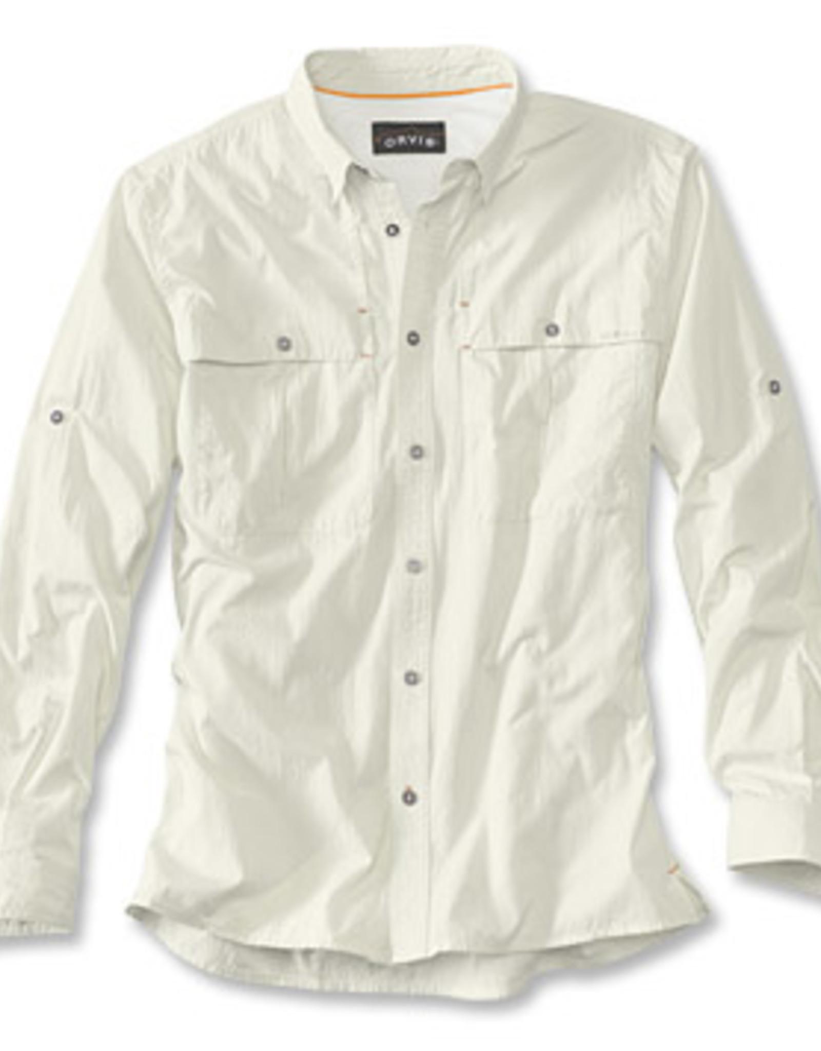 Orvis Men's Open Air Casting Shirt L/S