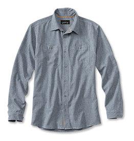 Orvis Tech Chambray Work Shirt