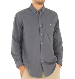 Free Fly Mens Flannel Button Up