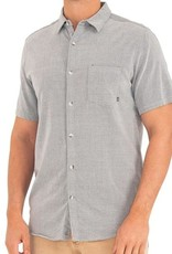 Free Fly Mens Sullivan Short Sleeve Button Up