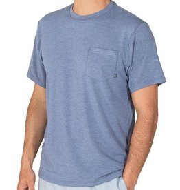 Free Fly Mens Bamboo Flex Pocket Tee