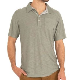 Free Fly Mens Slub Polo