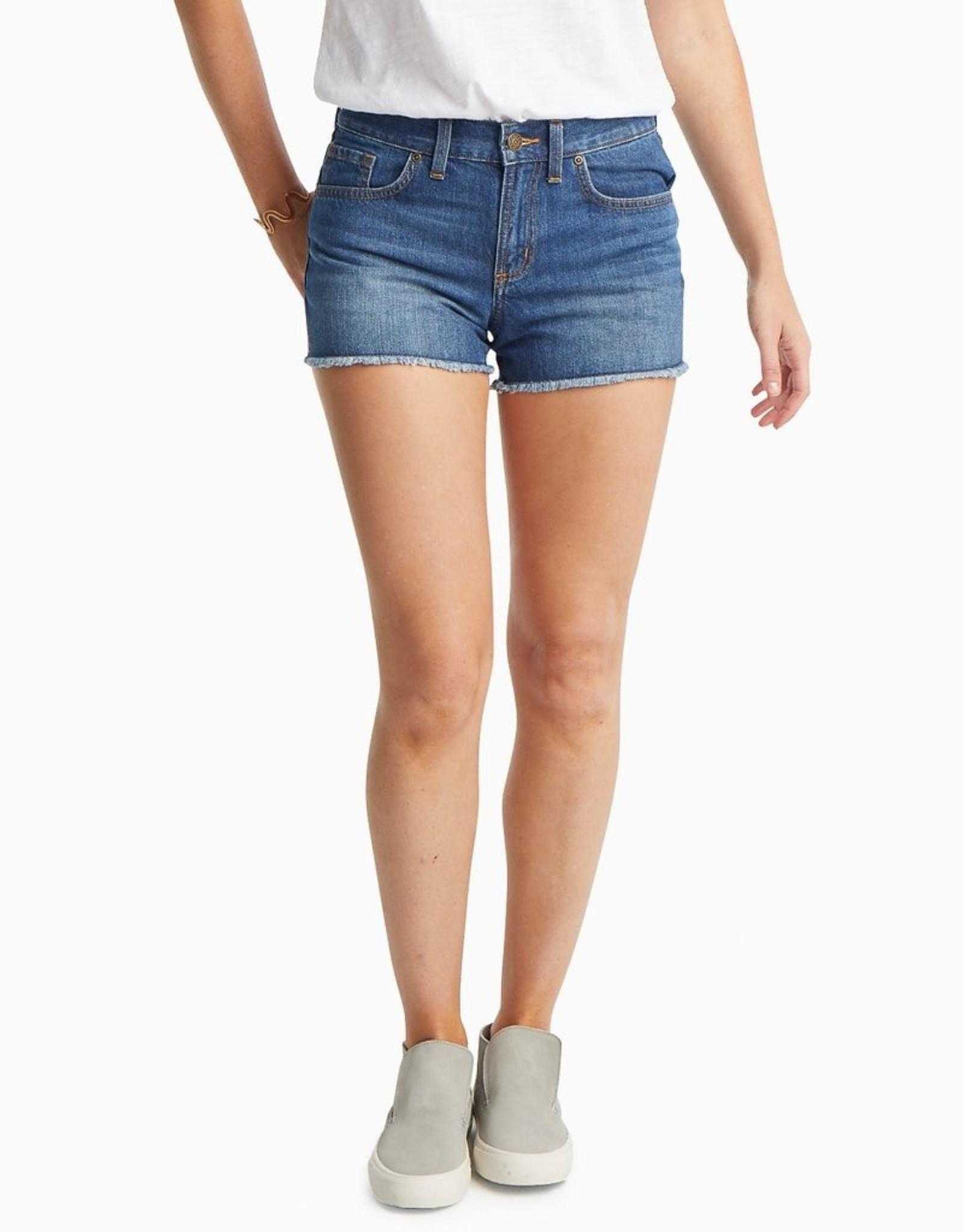 Southern Tide Women Hayes Denim Shorts
