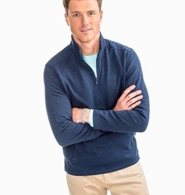 Southern Tide Mens Sweater Fleece Quarter Zip