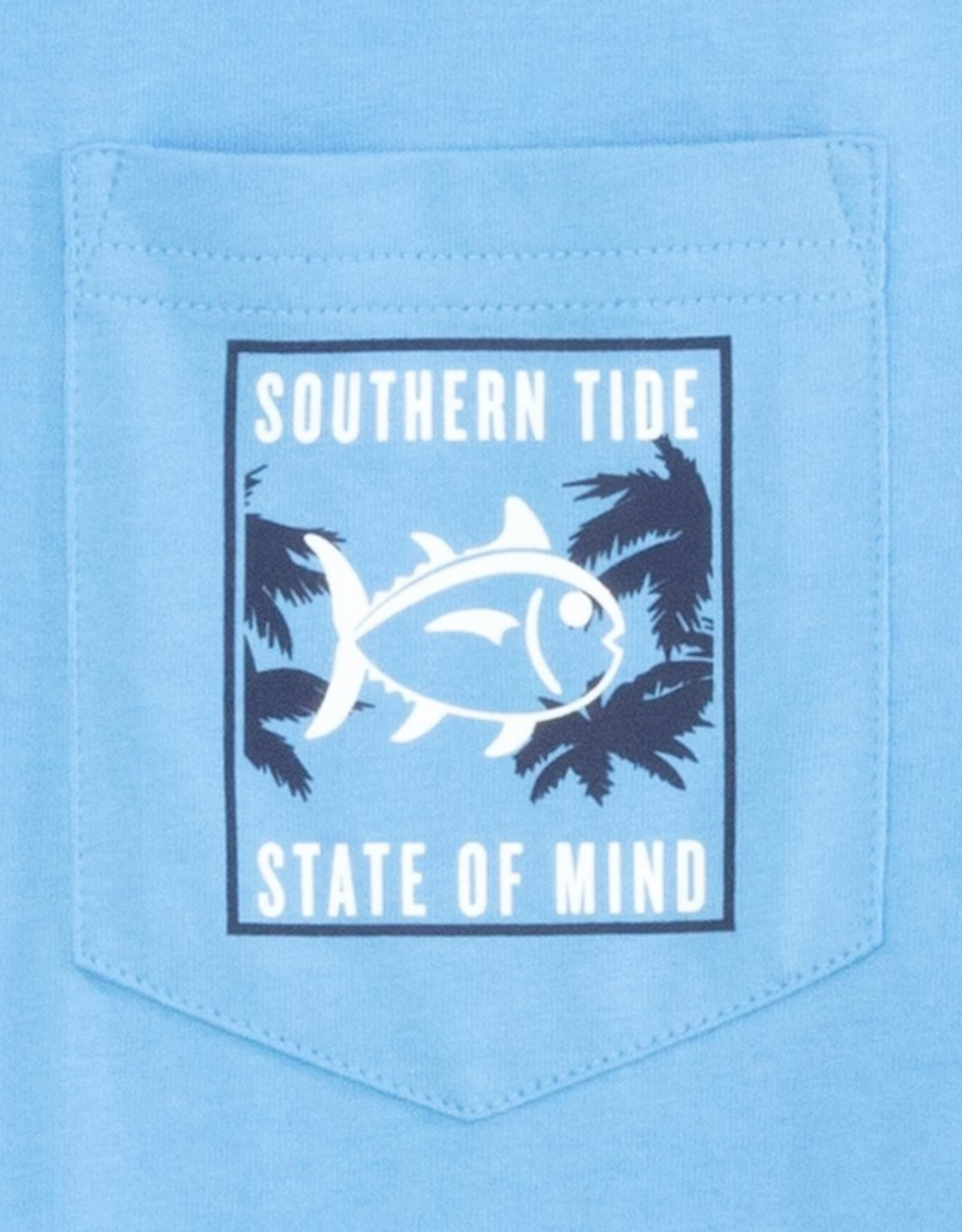 Southern Tide  State of Mind Tee
