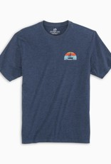 Southern Tide Sunset Sailing Tee