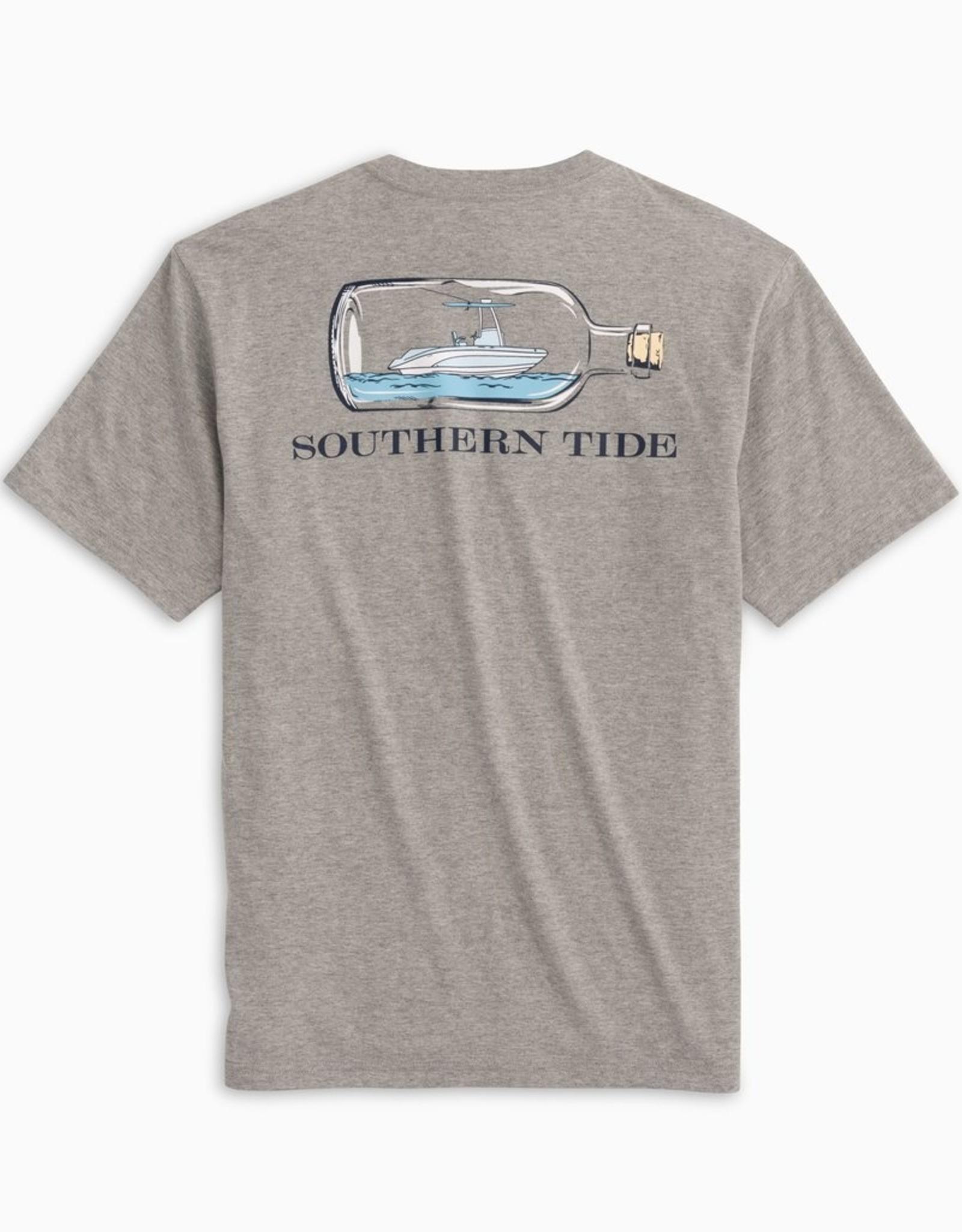 Southern Tide Boat In A Bottle Tee