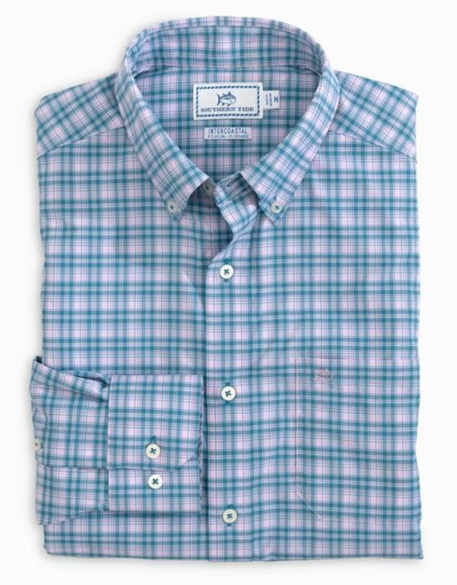 Southern Tide Southern Tide LS IC Arenal Sportshirt