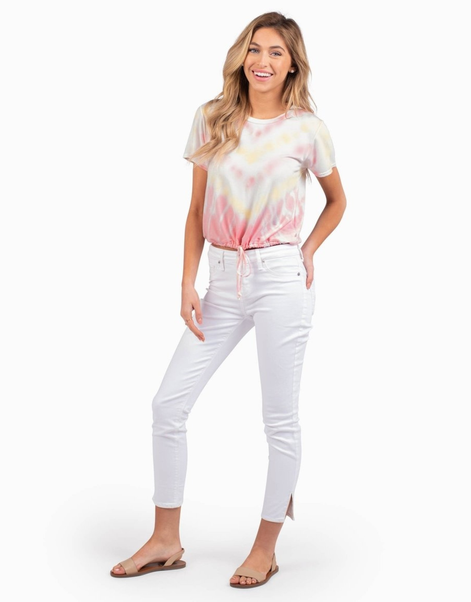 Southern Shirt Southern Shirt 2J040 Dazed and Confused Crop