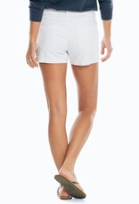 Southern Tide Hayes White Denim Shorts