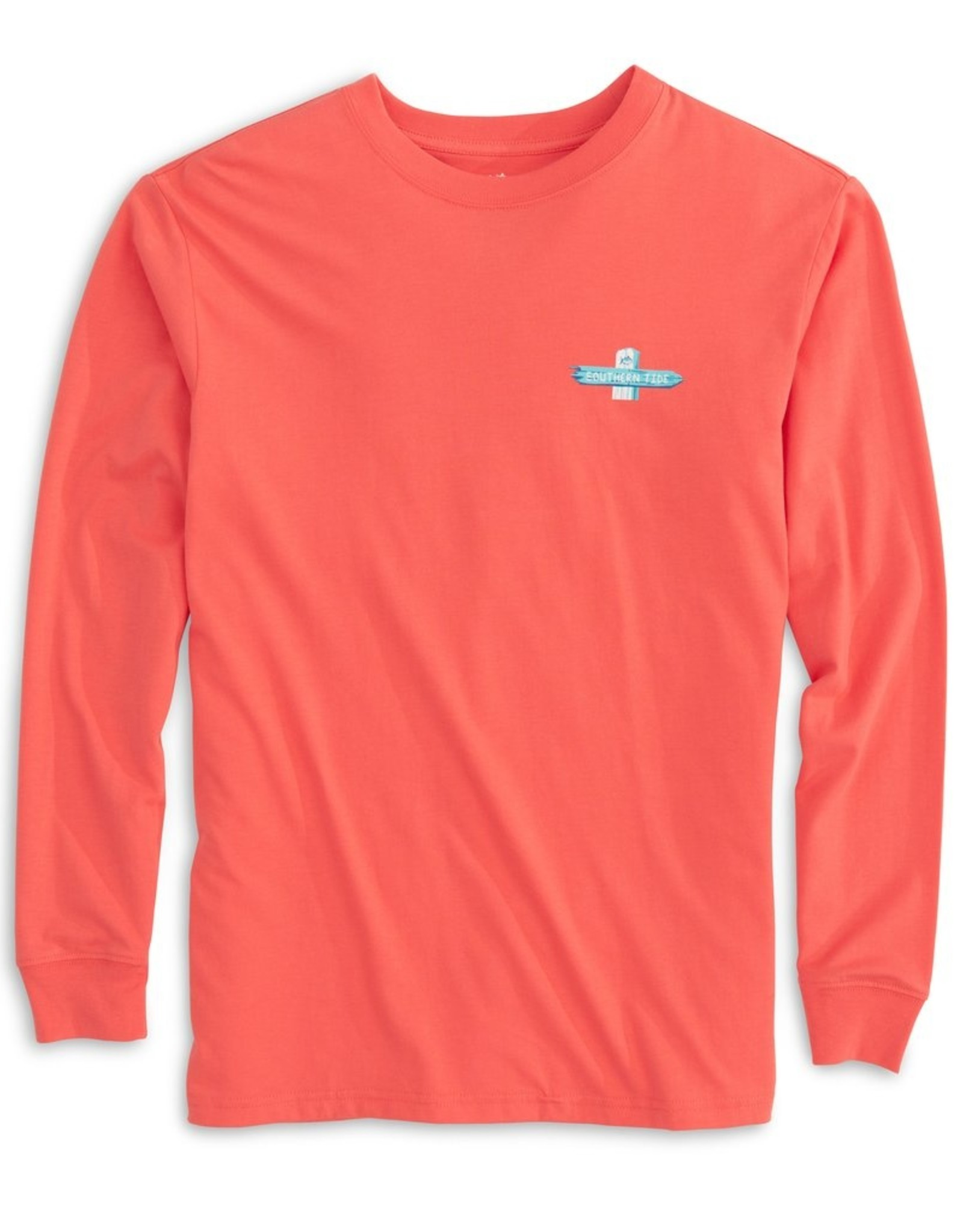 Southern Tide Weathered Signs Tee