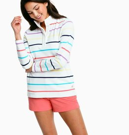 Southern Tide Waylon Striped Pullover