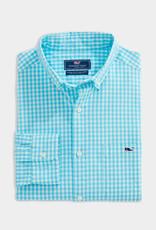 Vineyard Vines Classic Cotton Gignham Shirt