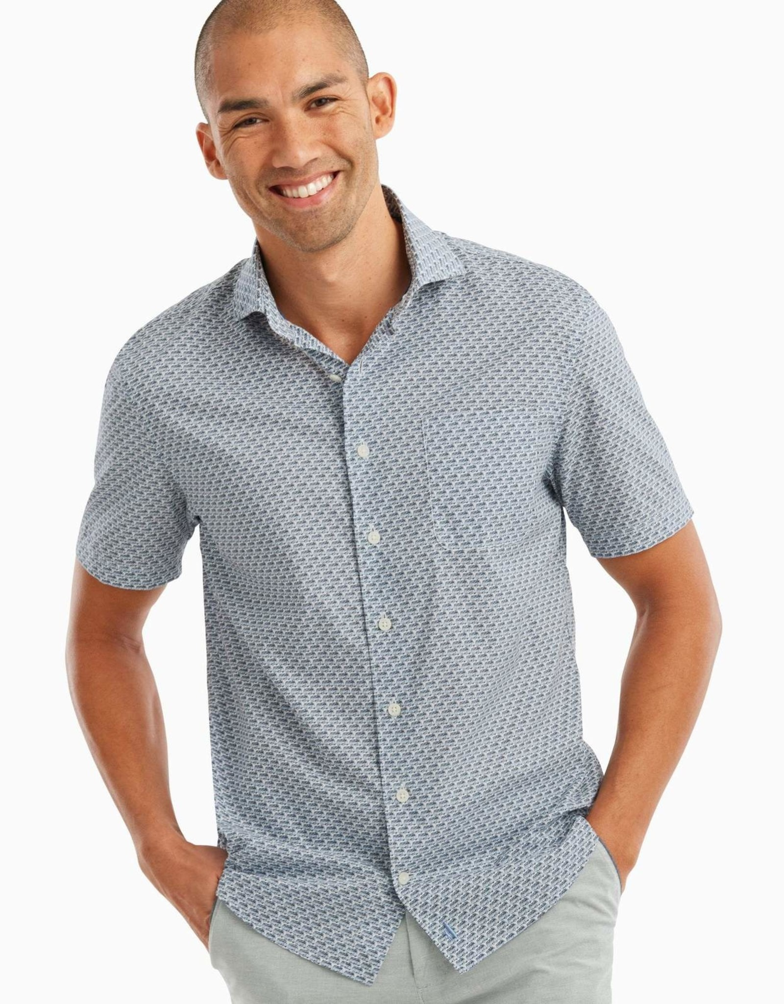 johnnie O Chez Hanging Out Button Down