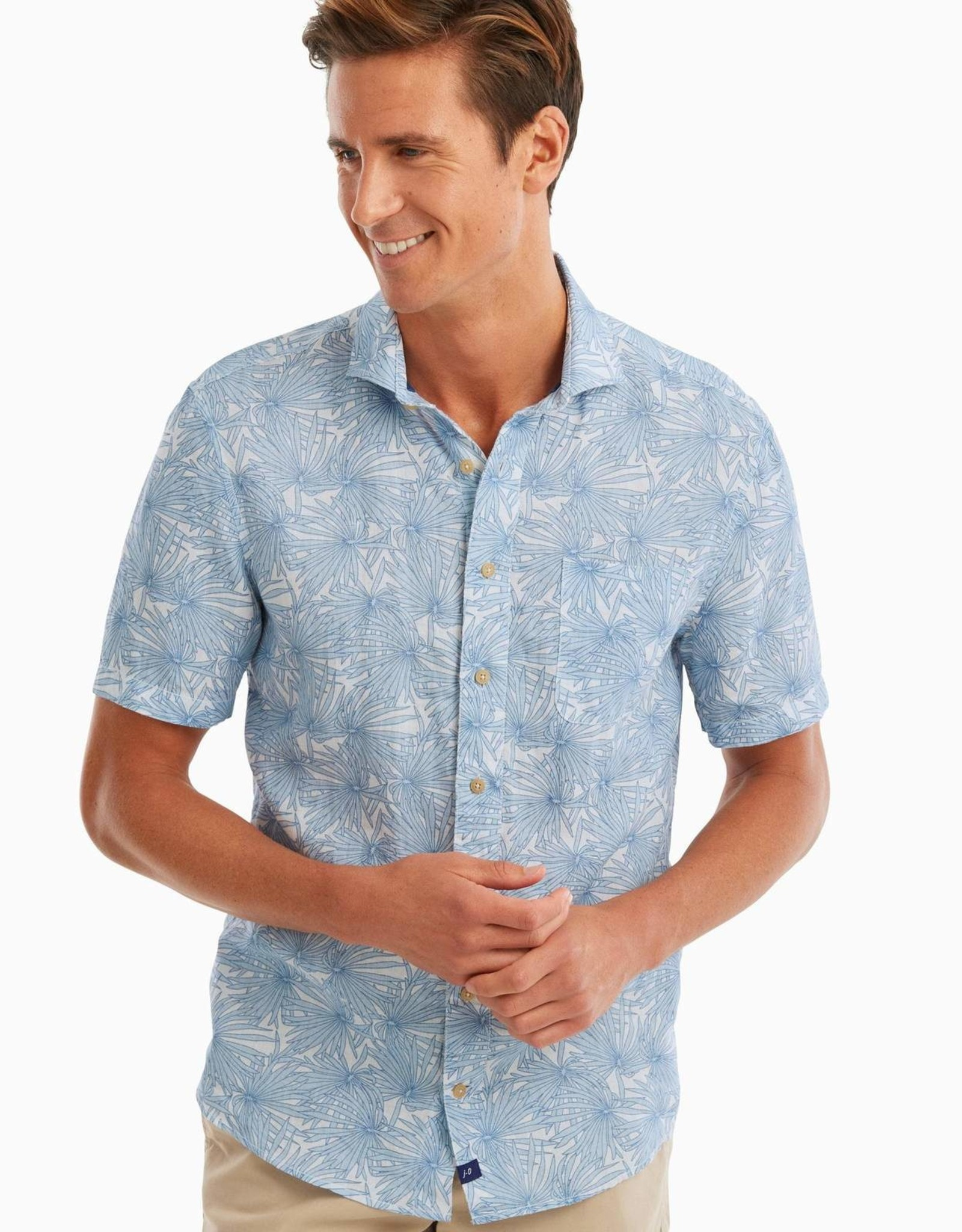 johnnie O Hemlock Hanging Out Button Down