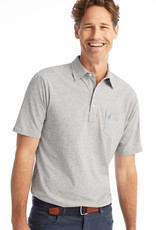 johnnie O Heathered Original Polo