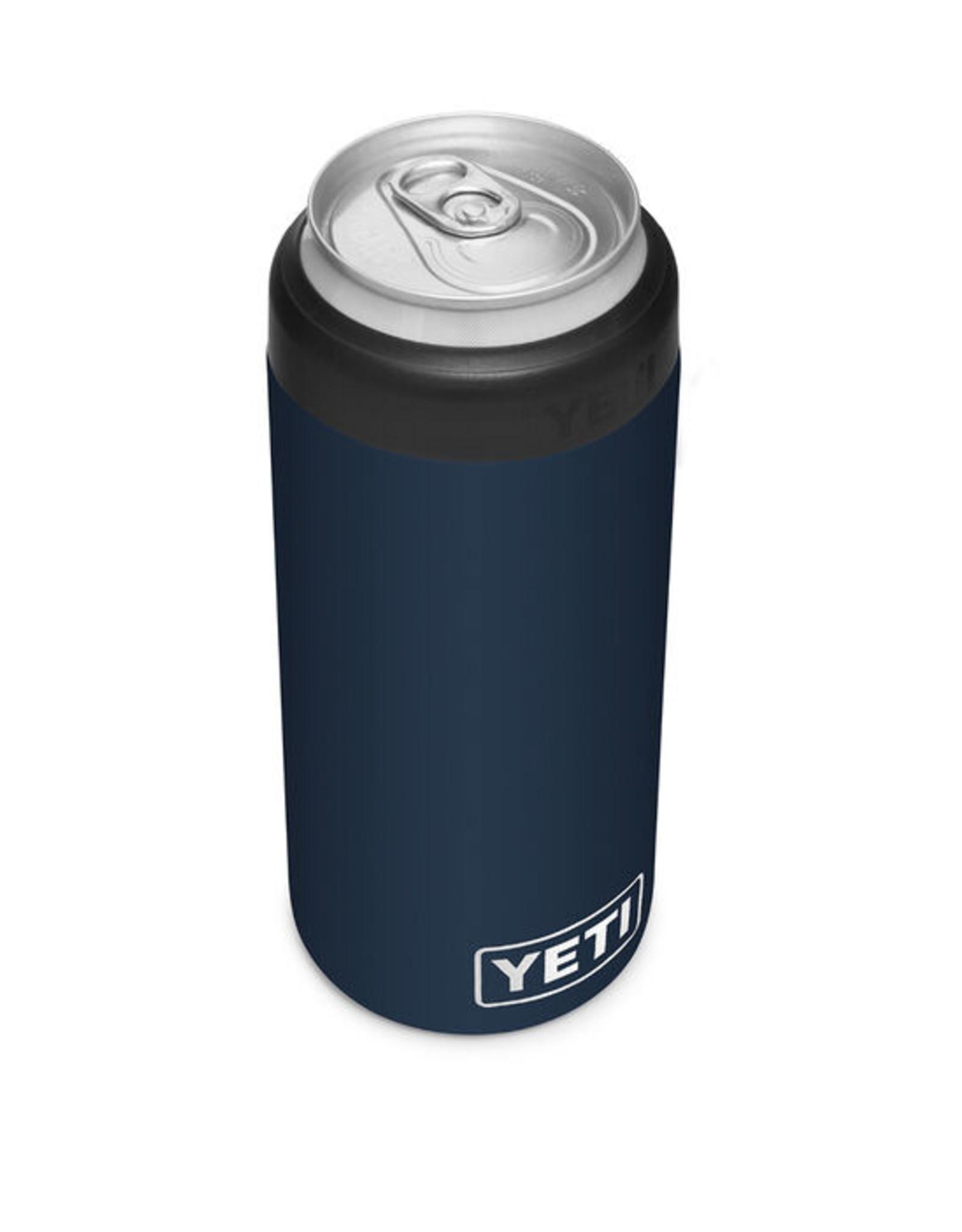 YETI Coolers Colster Slim-Navy