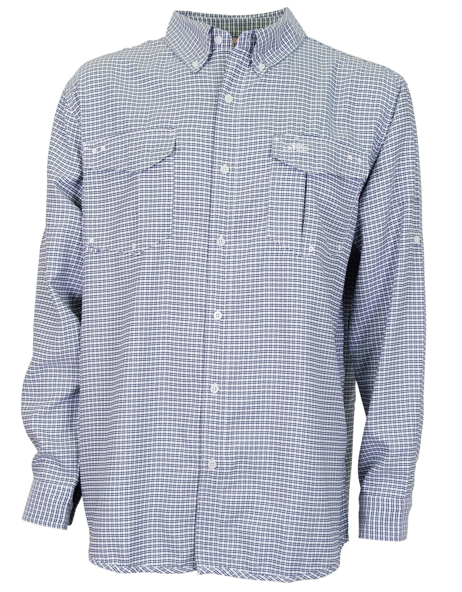 Aftco Sirius Fishing Button Down Shirt