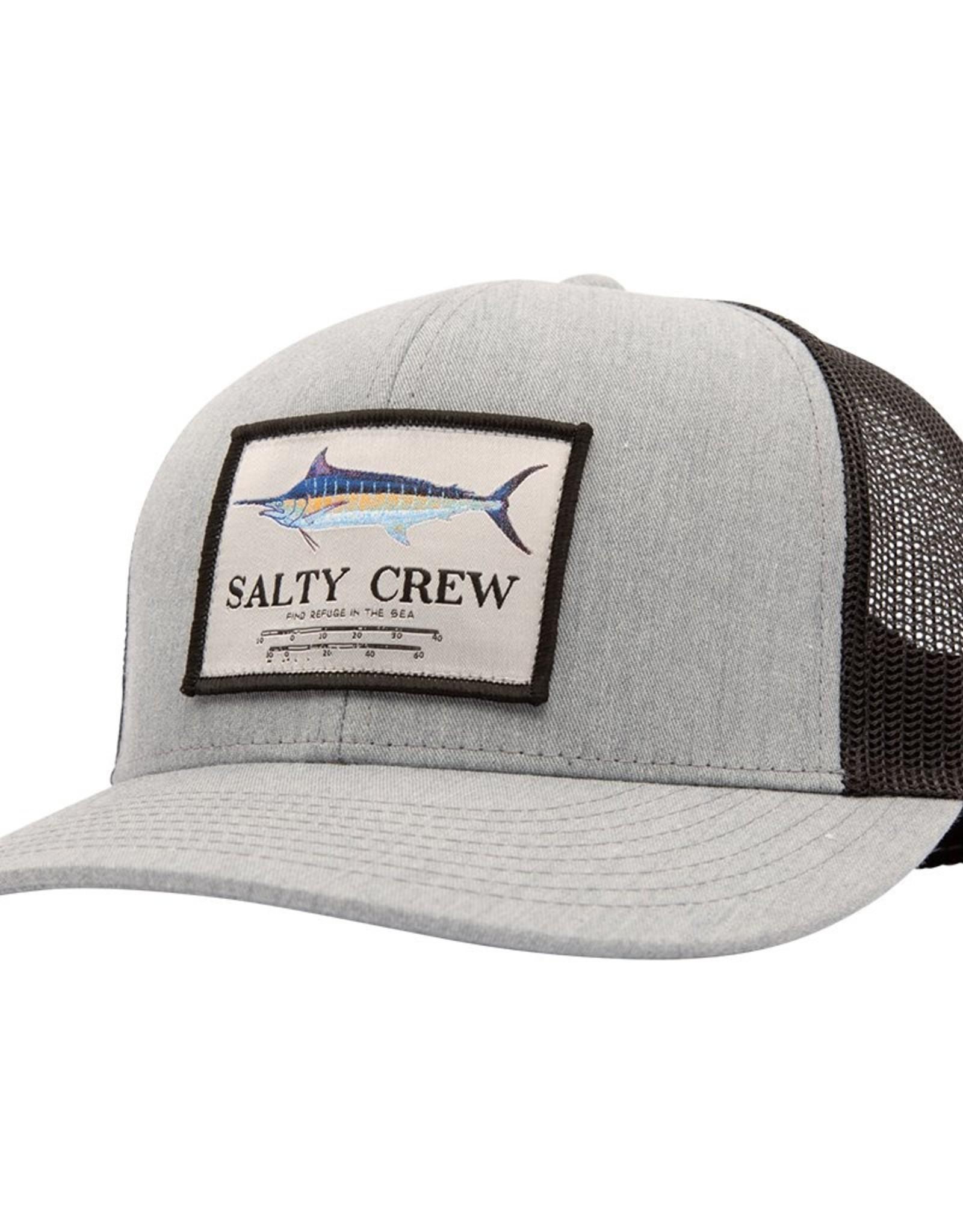 Salty Crew Marlin Mount Retro Trucker