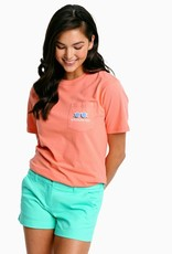 Southern Tide Seas the Day Tee