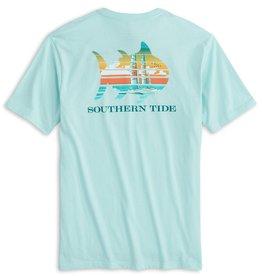 Southern Tide Catamaran Sunset Tee