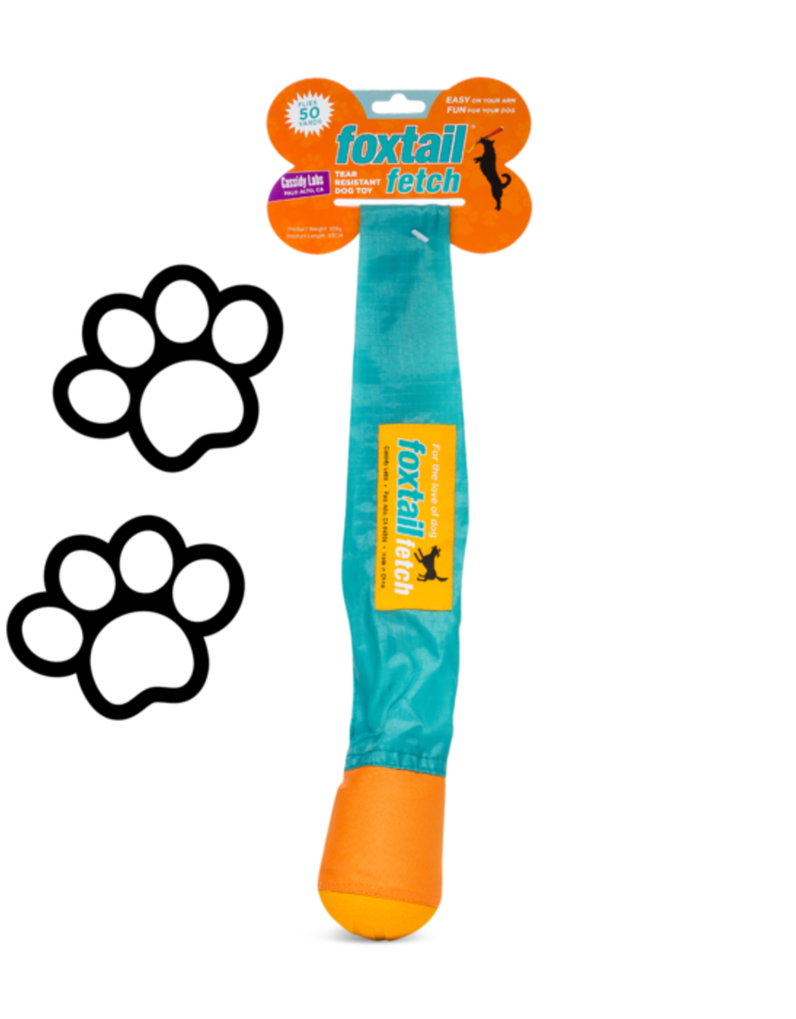 Foxtail-Fetch