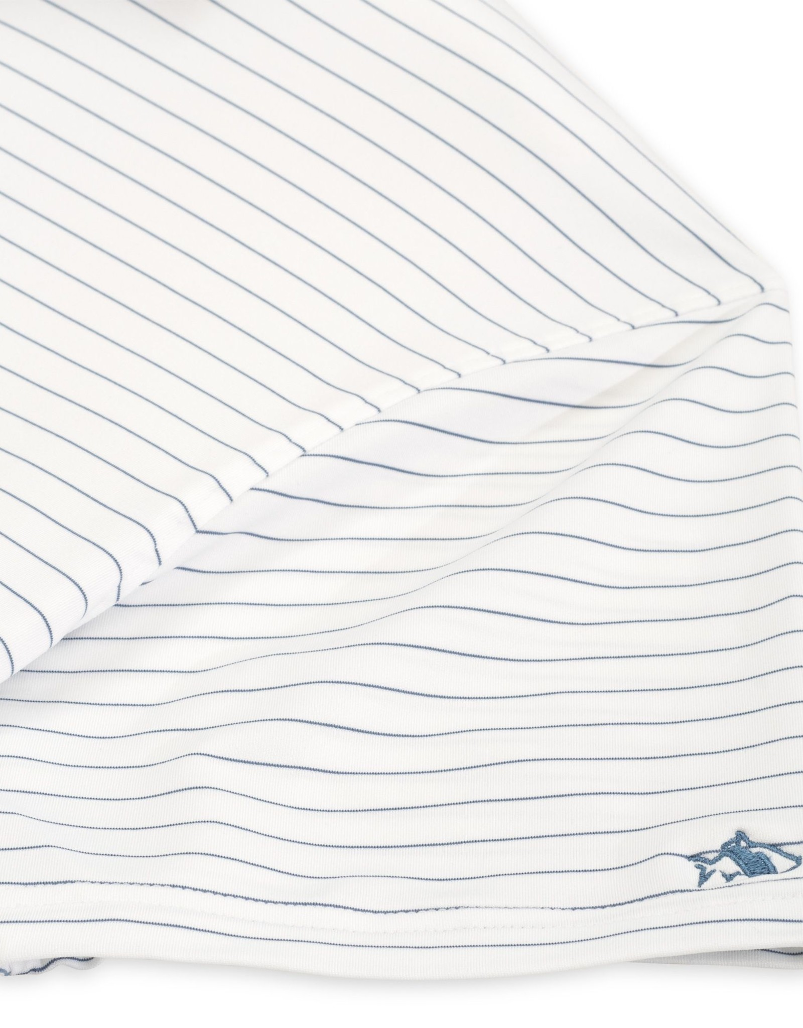 Fish Hippie Knox Stripe Performance Polo