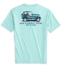 Southern Tide Tide to Trail Tee