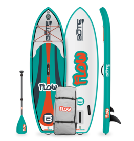 BOTE Youth Flow Aero 8' Native Teal