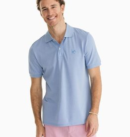 Southern Tide Jack Heather Performamce Pique Polo