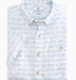 Southern Tide Dock Palm Sportshirt
