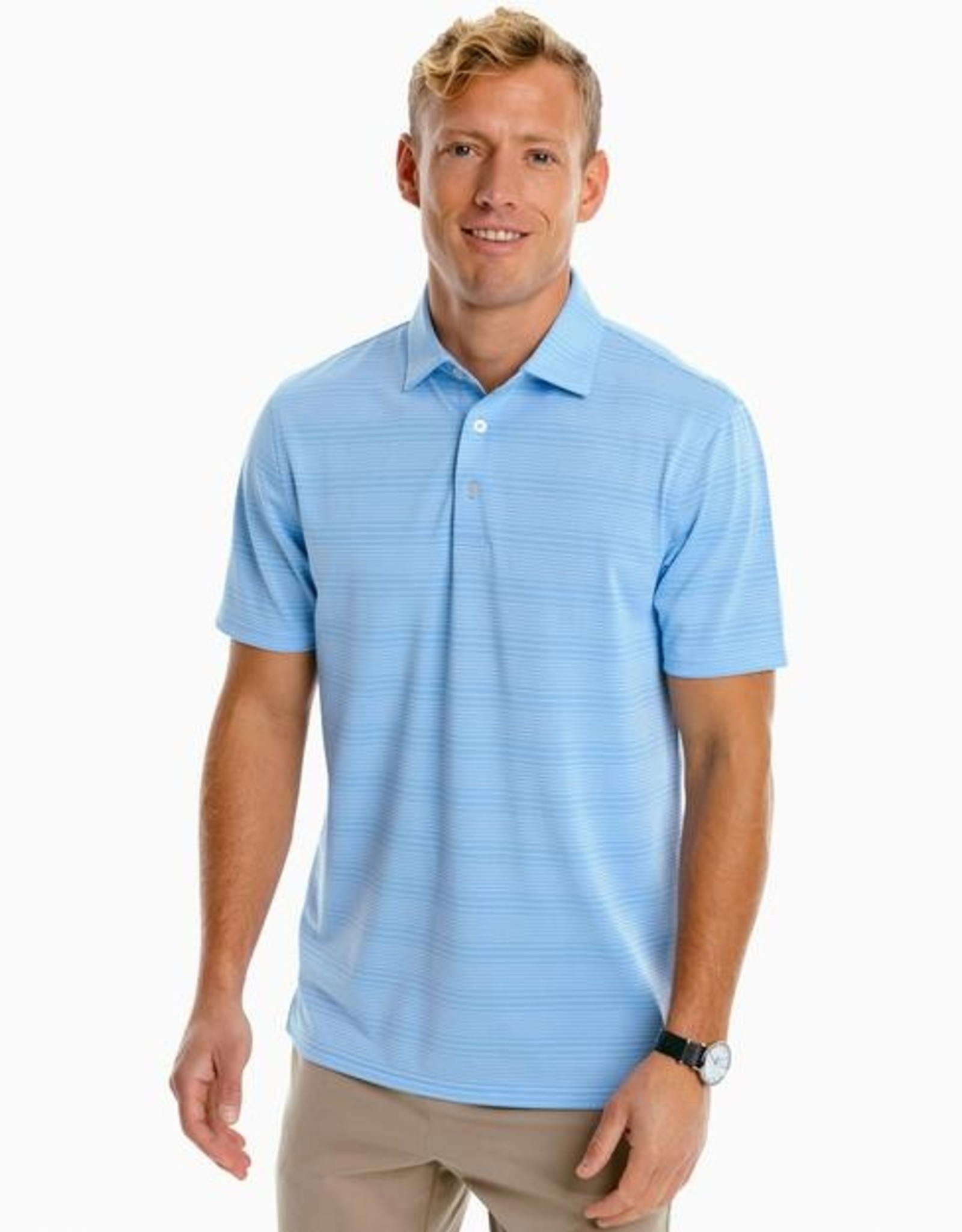 Southern Tide Roster Performance Polo