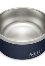 YETI Coolers Boomer 8 Dog Bowl-Navy
