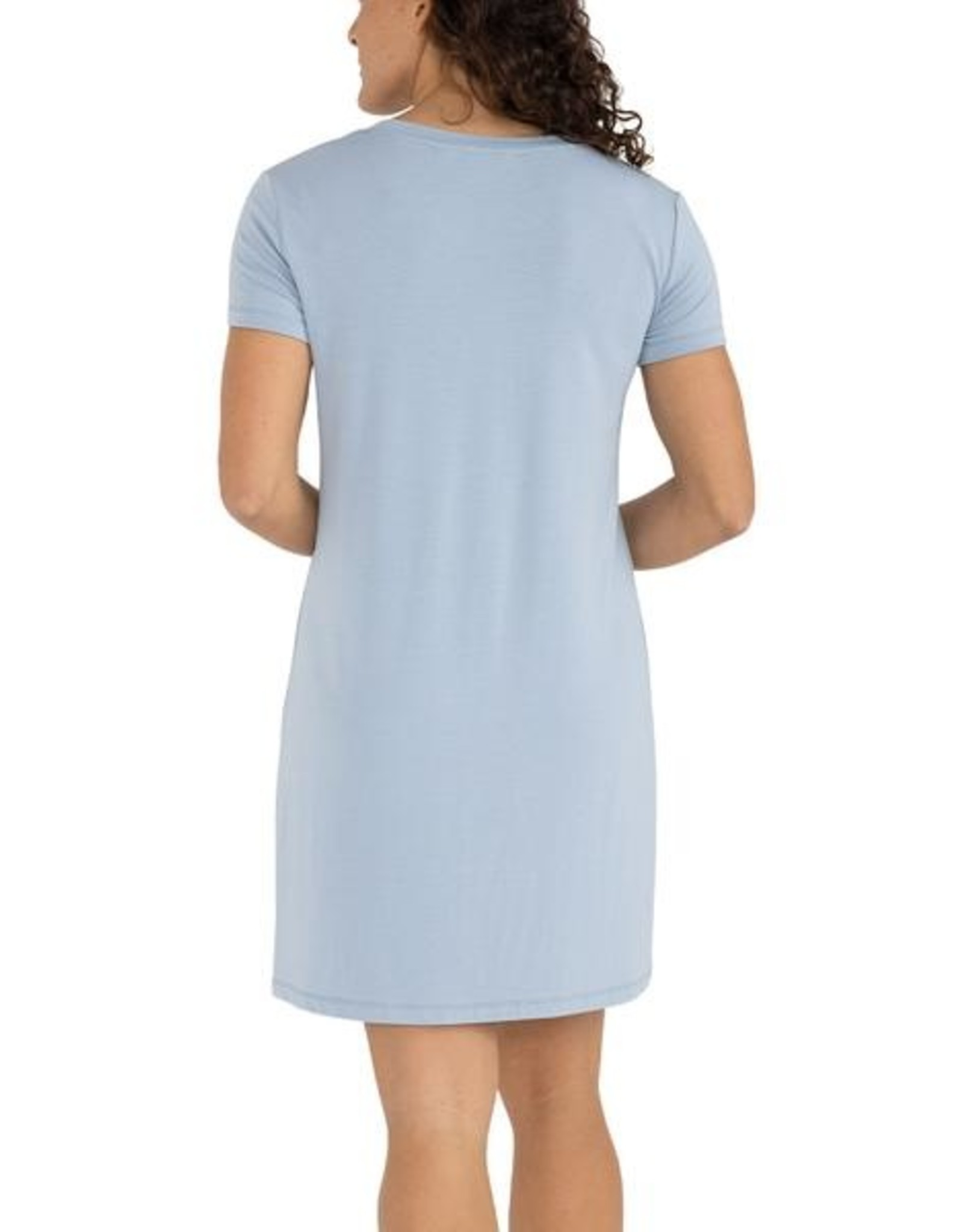 Free Fly Bamboo Flex Pocket Dress