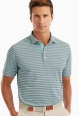johnnie O Young Stripe Prep-Formance Polo