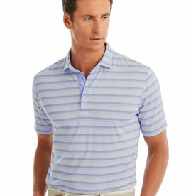 johnnie O Rochdale Stripe Prep-Formance Polo